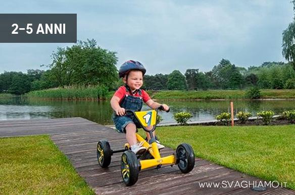 gokart a pedali bambini noleggio