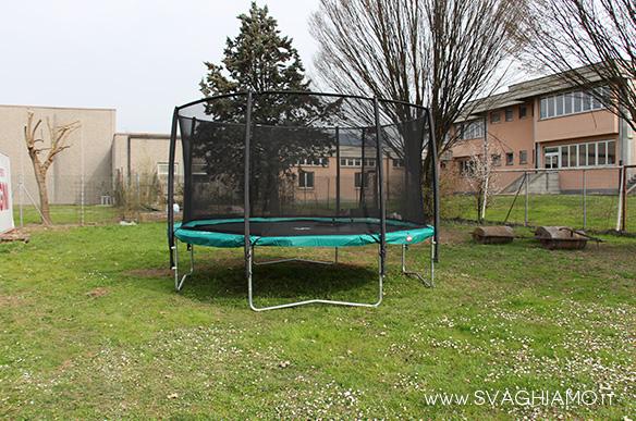 noleggio affitto trampolini