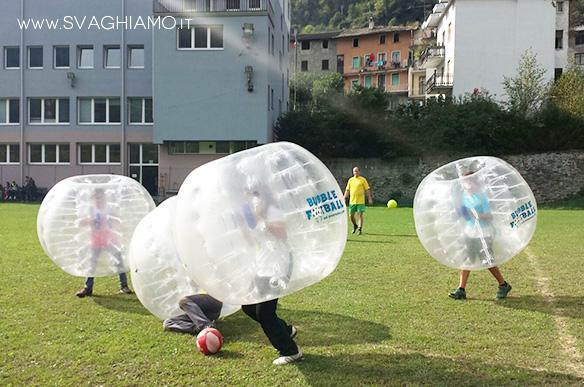 affitto bubble football svizzera