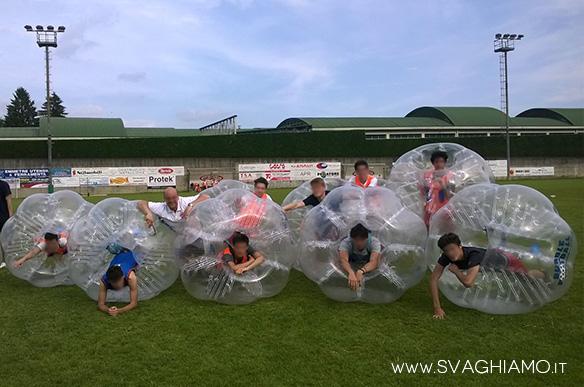 noleggio calcio bolle rovagnate