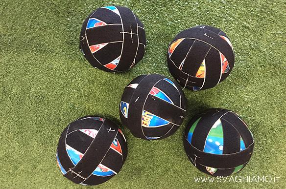 noleggio calcio freccette palloni set svaghiamo