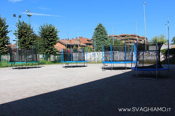 Noleggio tappeti elastici affitto trampolini - Tappeti milano vendita ...