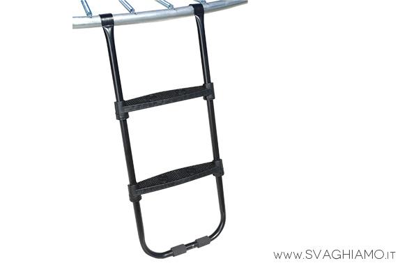 noleggio trampolini scaletta affitto tappeti elastici