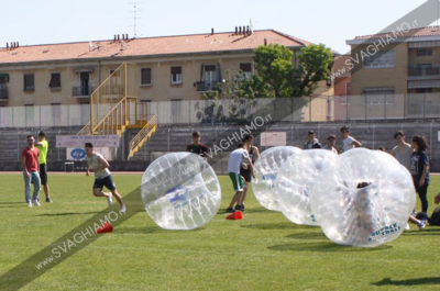 affitto-bubble-soccer-bolle-saronno-varese