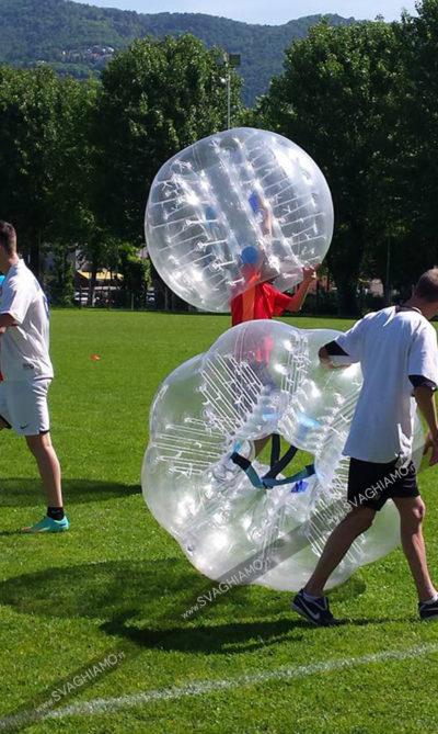 noleggio-bubble-football-svizzera-chiasso-svaghiamo