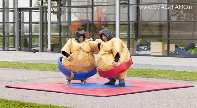 noleggio costumi sumo