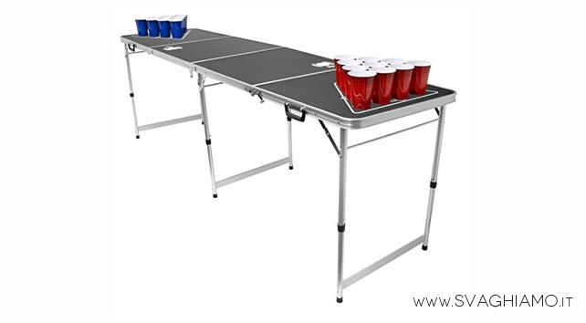 tavolo birra pong noleggio