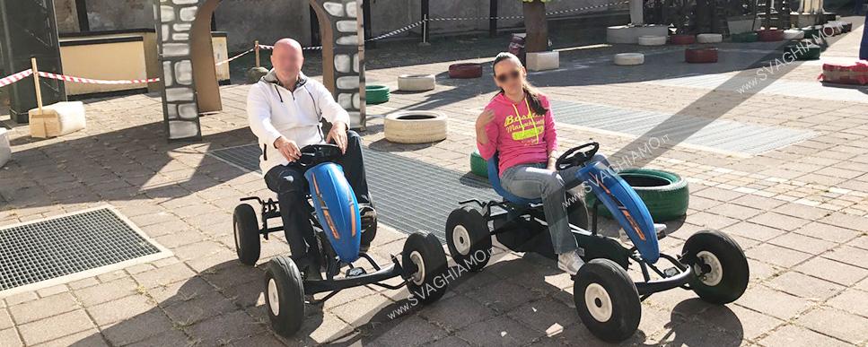 affitto-gokart-a-pedali-villa-cortese-milano