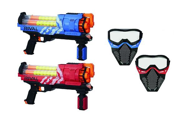 pistole-maschere-nerf-battaglia