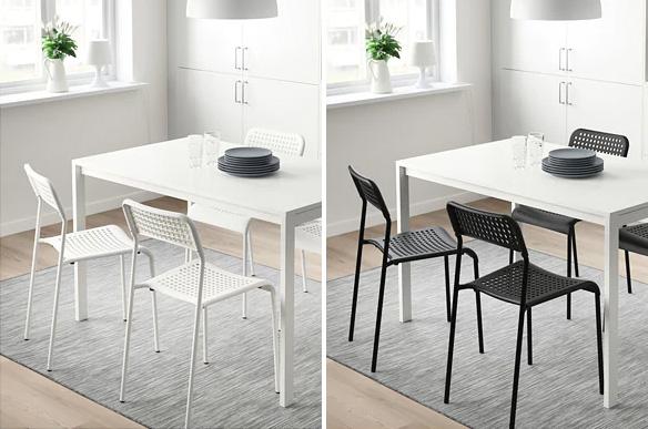 affitto-sedia-nera-bianca-affitto