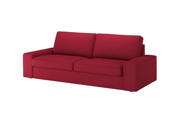 divani-a-noleggio-per-feste-rosso
