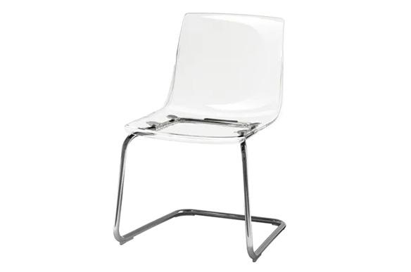 noleggio-sedia-trasparente-bianca