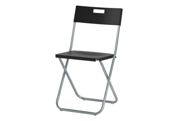 noleggio-sedie-economiche-nera