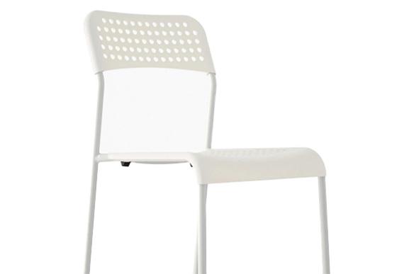 sedie-a-noleggio-bergamo-classica-bianca